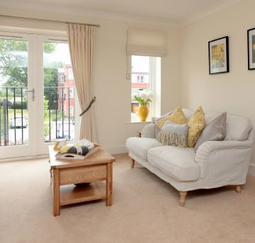 1 bed retirement apartment for sale Chester - 30 Tatton