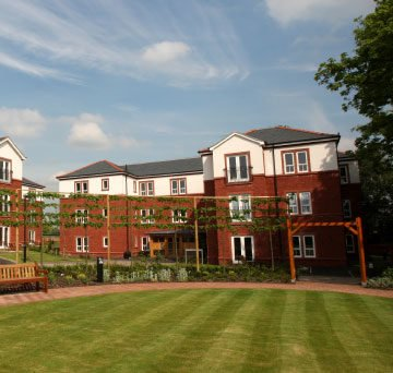 2 bed retirement apartment for sale Chester - 9 Eaton