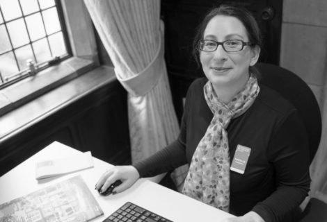 Natalie Crampton, Sales & Marketing Manager