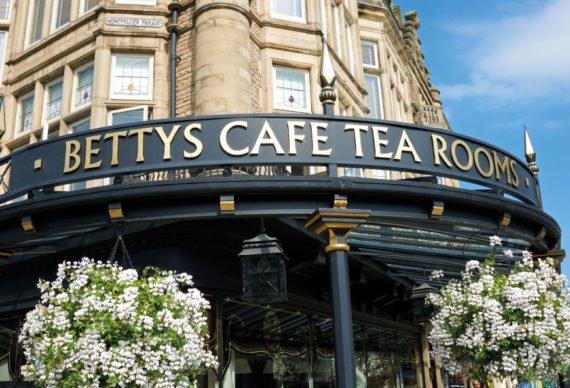 Bettys Café & Tea Rooms in Harrogate