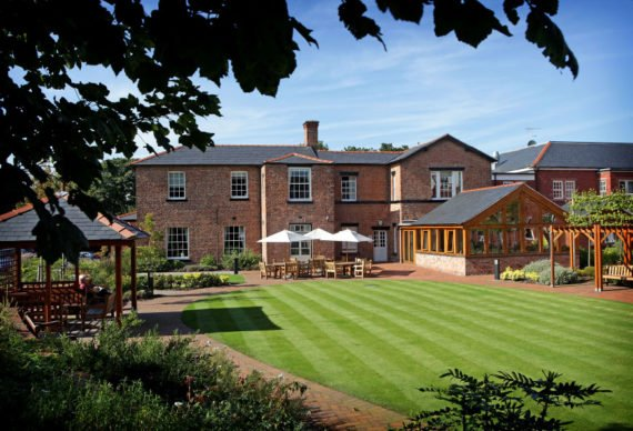 Boughton Hall retirement village in Chester