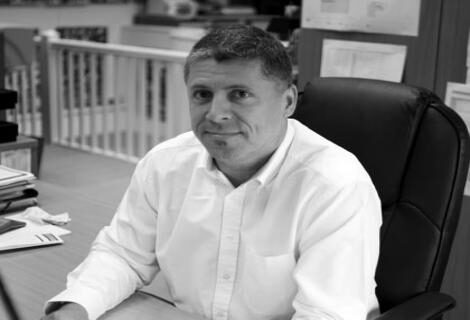 Neil Yates, Commercial Manager