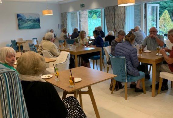 Pimms Event at Mount Battenhall
